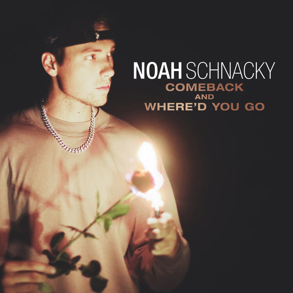 "Noah Schnacky - ""Comeback"" - Digital Download"