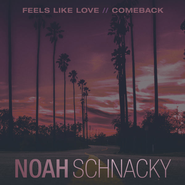 "Noah Schnacky - ""Feels Like Love"" - Digital Download"