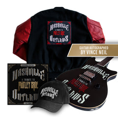 Nashville Outlaws: A Tribute To Mötley Crüe - Five Year Anniversary Bundle