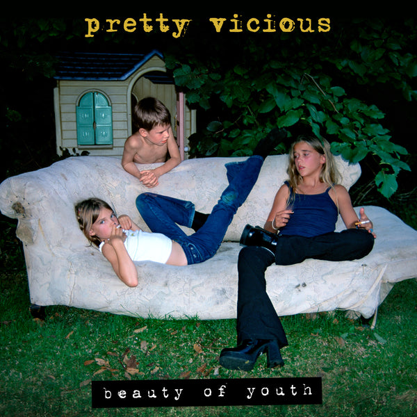 Pretty Vicious - Beauty of Youth - Vinyl