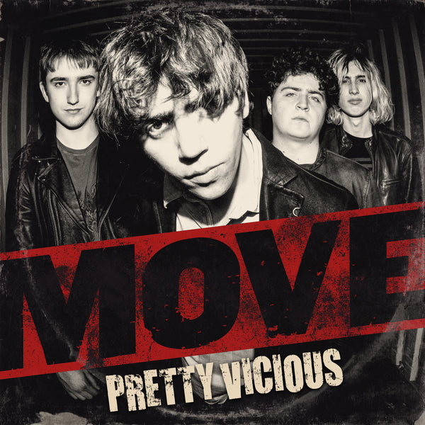 Pretty Vicious - Move - Digital Download