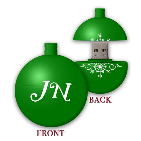 Jennifer Nettles - To Celebrate Christmas - USB Ornament