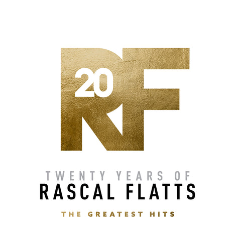 Rascal Flatts - Twenty Years Of Rascal Flatts - The Greatest Hits - Vinyl