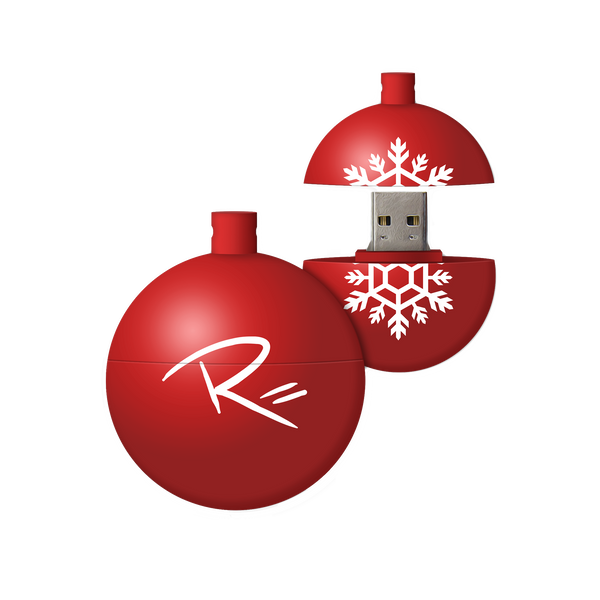 Rascal Flatts - The Greatest Gift Of All - USB Ornament
