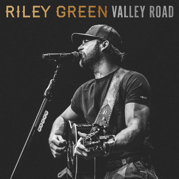 Riley Green - Valley Road - Digital Download