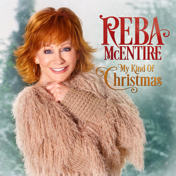 Reba McEntire - My Kind Of Christmas - CD