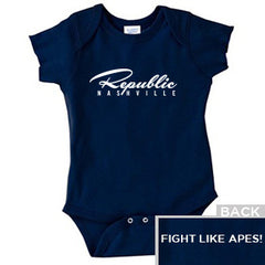 Republic Nashville Onesie