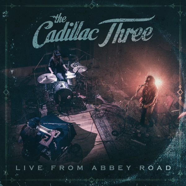 The Cadillac Three - Live At Abbey Road - Vinyl