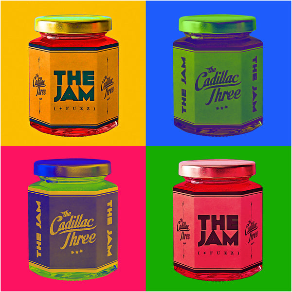 "The Cadillac Three - ""The Jam (+ FUZZ)"" - Digital Download"