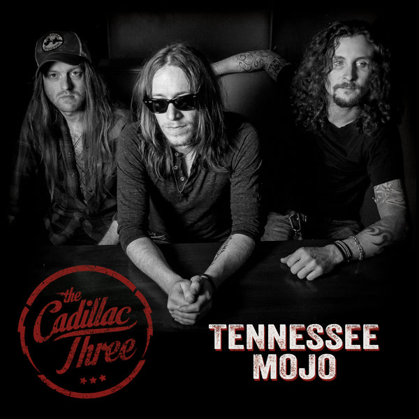 The Cadillac Three - Tennessee Mojo - Vinyl