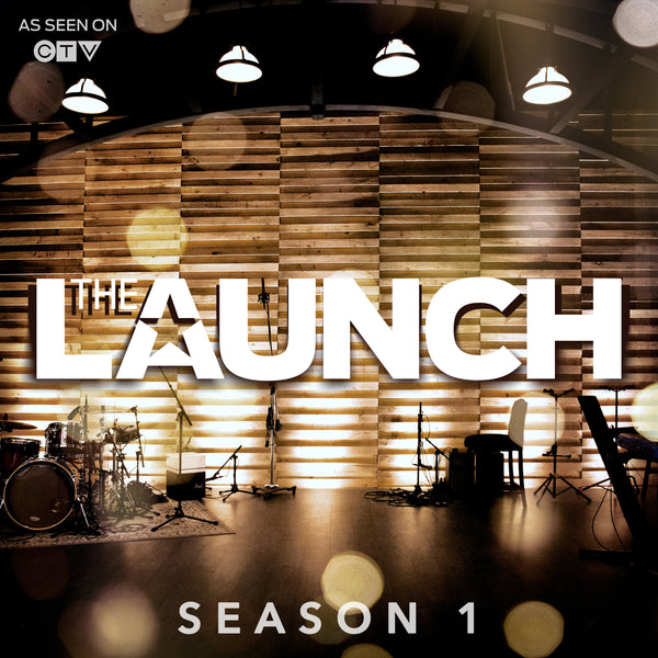 THE LAUNCH - Season 1 EP - Digital Download