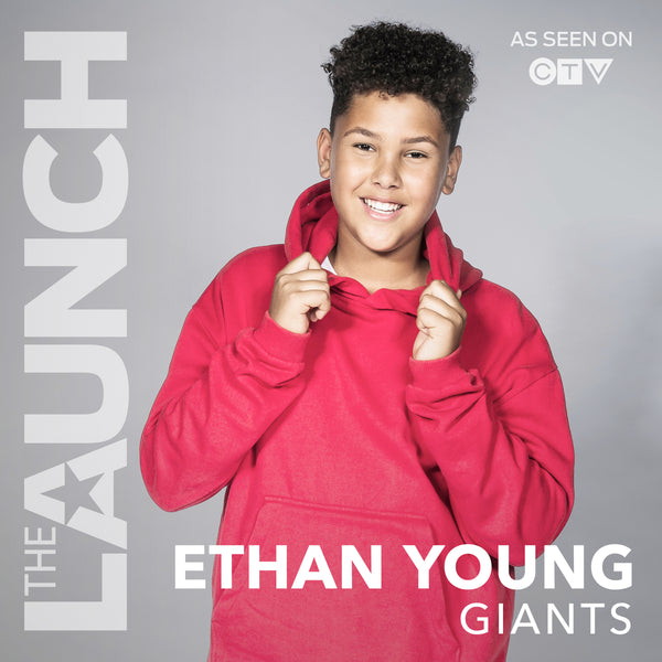 Ethan Young-Giants (THE LAUNCH)-Digital Download