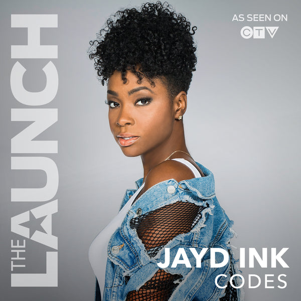 Jayd Ink-Codes (THE LAUNCH)-Digital Download