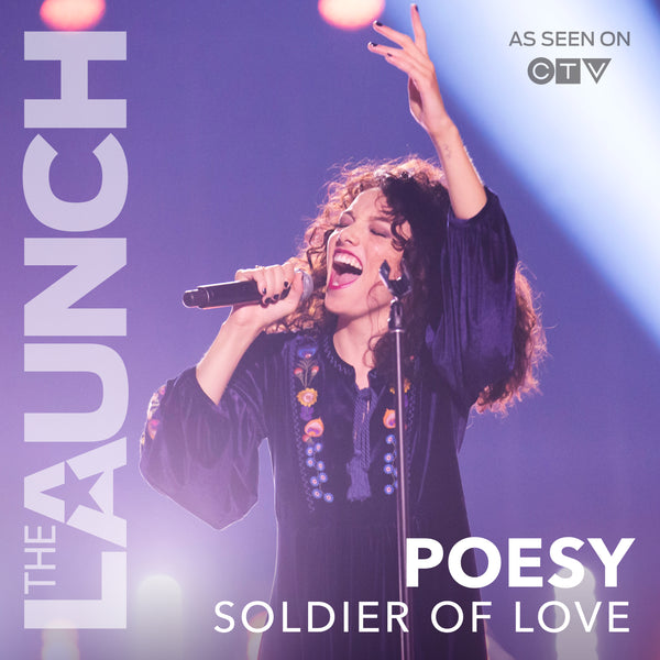 POESY-Soldier Of Love (THE LAUNCH)-Digital Download