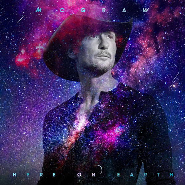 Tim McGraw - Here On Earth - Vinyl