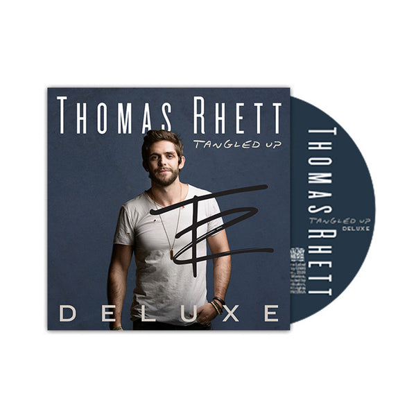 Thomas Rhett - Tangled Up (Deluxe) - Autographed