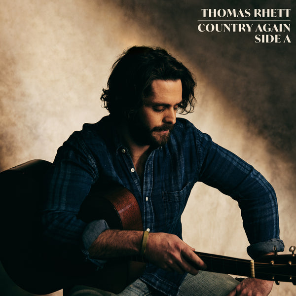 Thomas Rhett - Country Again, Side A - CD