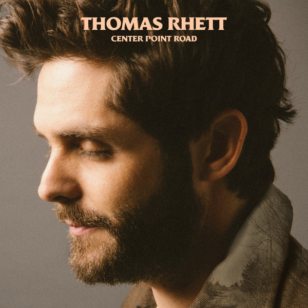 Thomas Rhett - Center Point Road - Vinyl