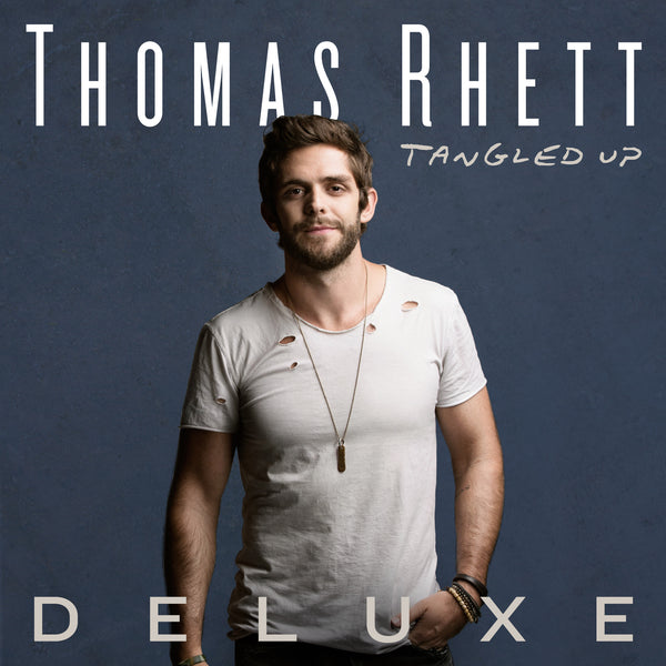 Thomas Rhett - Tangled Up Deluxe - Vinyl + FREE T-shirt!