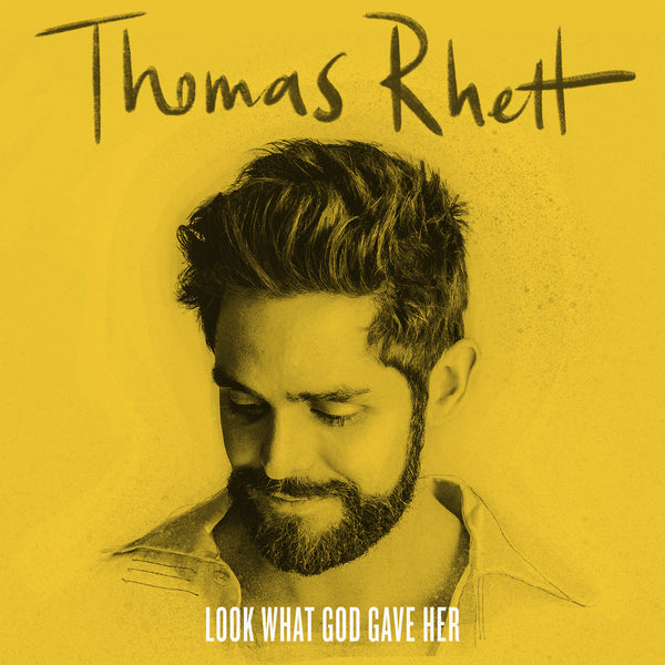Thomas Rhett - Look What God Gave Her - Digital Download