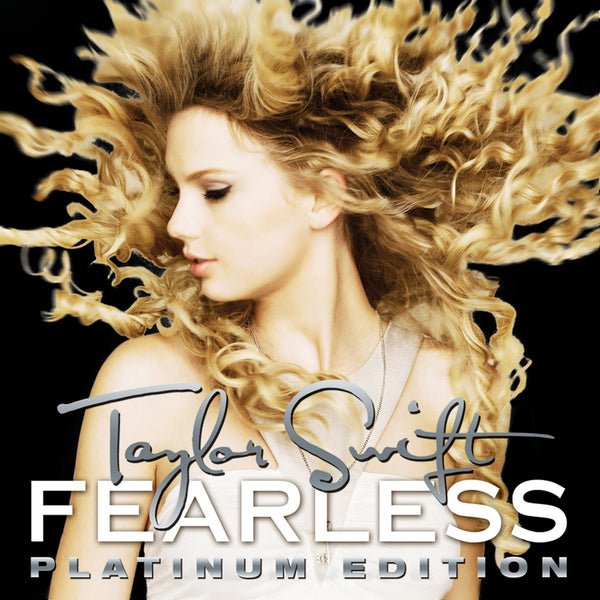 Taylor Swift - Fearless Platinum Edition - Vinyl