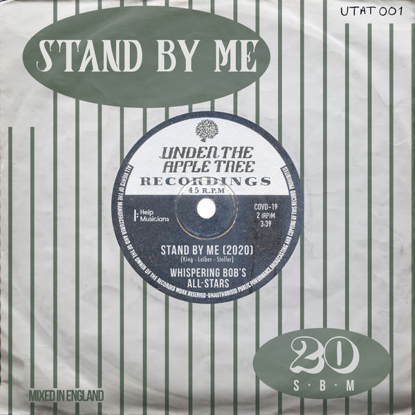 "Whispering Bob's All-Stars - ""Stand By Me (2020)"" - Digital Download"