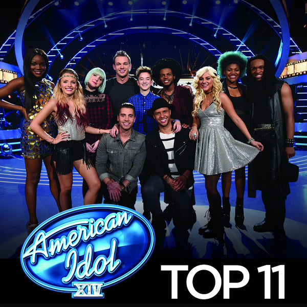 American Idol Top 11 Season 14