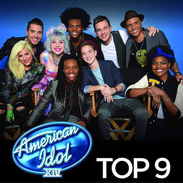 American Idol Top 9 Season 14