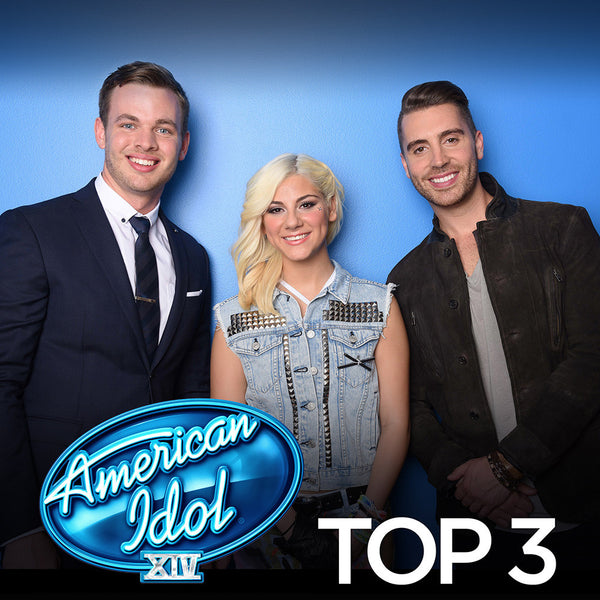 American Idol Top 3 Season 14