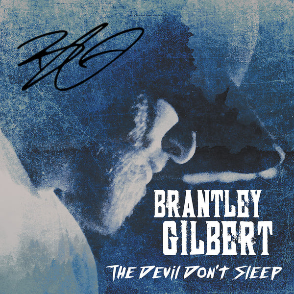 The Devil Don't Sleep Deluxe CD Pre-Order (Autographed)