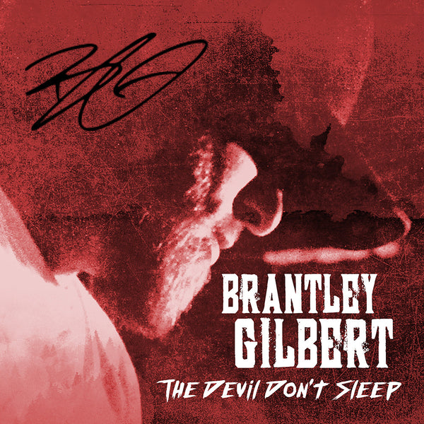 The Devil Don't Sleep Standard CD Pre-Order (Autographed)