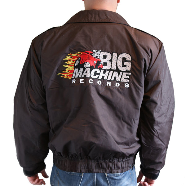 BM Logo Insulated Jacket-X-Large