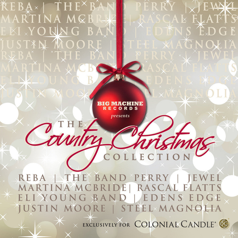 Various Artists - BMR Presents The Country Christmas Collection ...