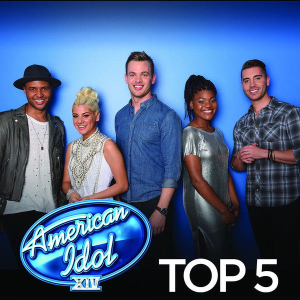American Idol Top 5 Season 14