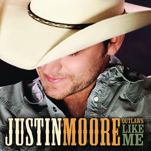 Outlaws Like Me - CD
