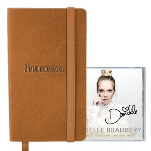 I Don't Believe We've Met: Diary + Signed CD Bundle