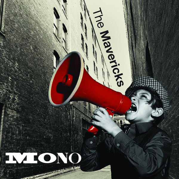 The Mavericks Mono CD