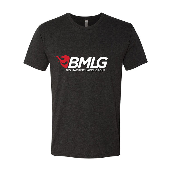 BMLG Charcoal Tee-X-Large