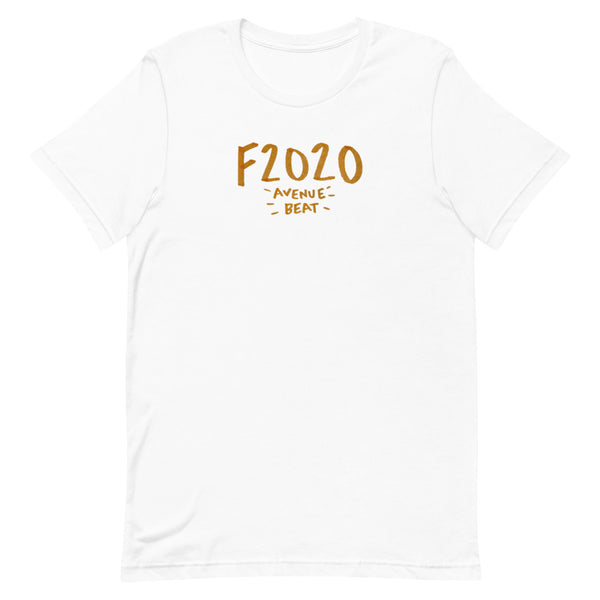 Avenue Beat F2020 - Short-Sleeve Unisex T-Shirt