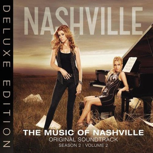 The Music of Nashville - Original Soundtrack - Season 2, Vol. 2 - Deluxe CD