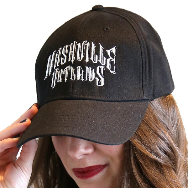 Motley Crue - Nashville Outlaws Hat
