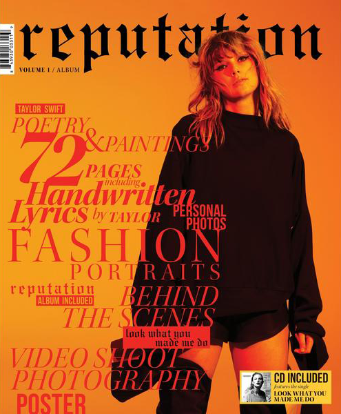 reputation Magazine Volume 1