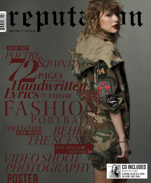 reputation Magazine Volume 2
