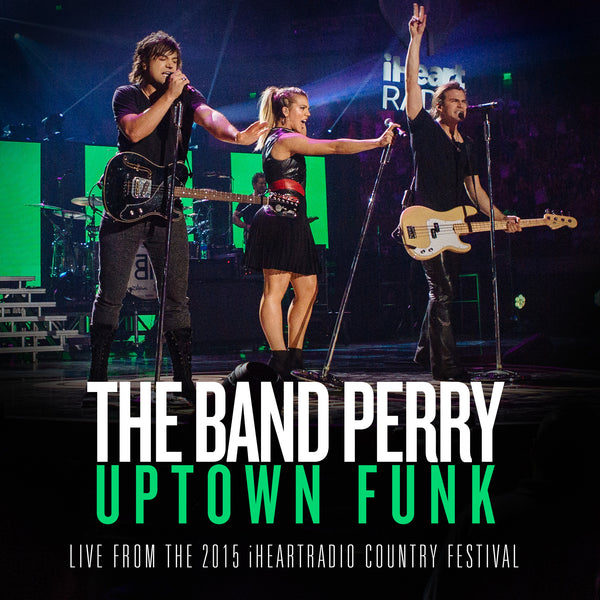 Uptown Funk Live From The 2015 iHeartRadio Country Festival