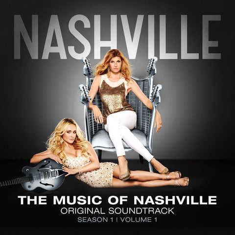 The Music of Nashville - Original Soundtrack - Season 1, Vol. 1 - CD