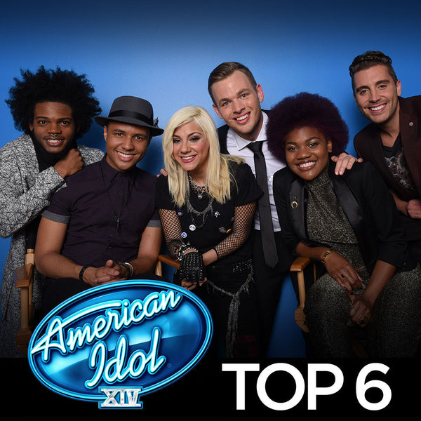 American Idol Top 6 Season 14