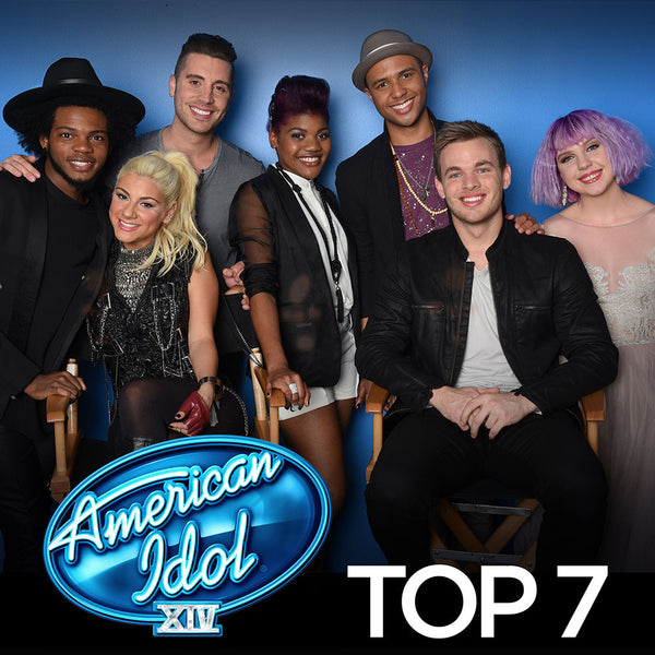 American Idol Top 7 Season 14