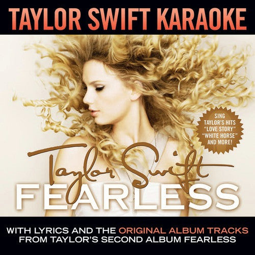 Fearless - Karaoke CD/DVD