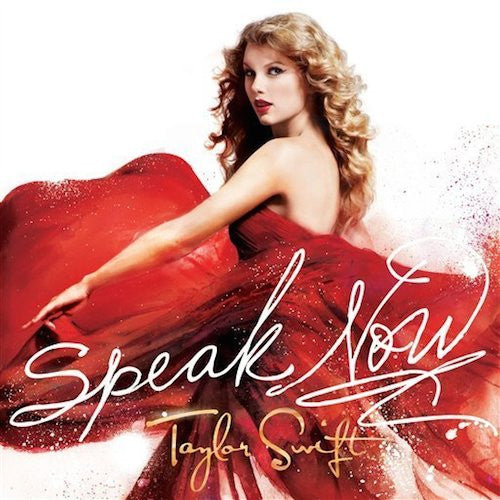 Speak Now - Deluxe CD