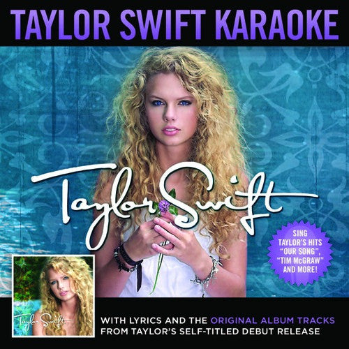 Taylor Swift - Karaoke CD/DVD